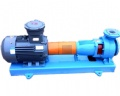 Fluoroplastic Lined Chemical Pump