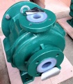 PFA Lined Magnetic Drive Pump